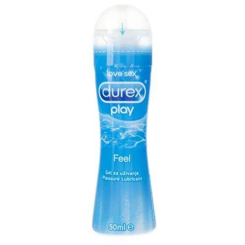 play feel żel intymny nawilżający 50 ml marki Durex