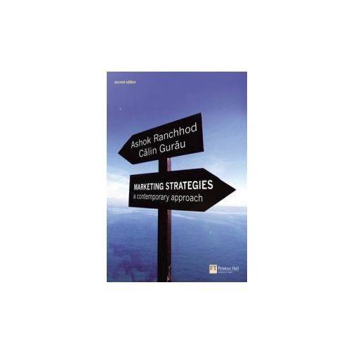 Marketing Strategies (9780273706748)