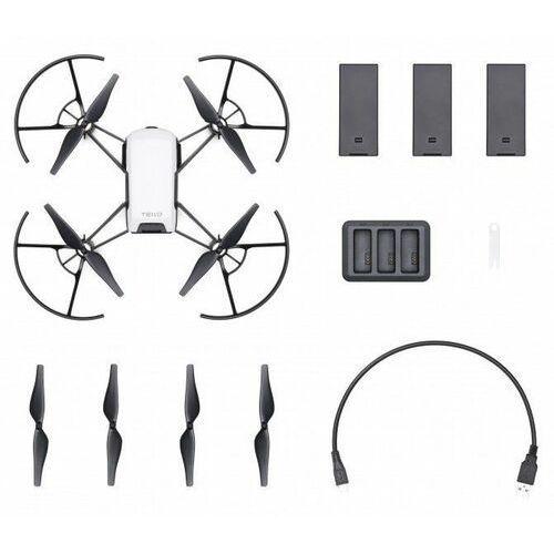 ryze tello boost combo - micro selfie drone combo marki Dji