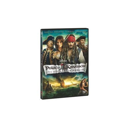 Piraci z Karaibów: Na nieznanych wodach (7321917502467)