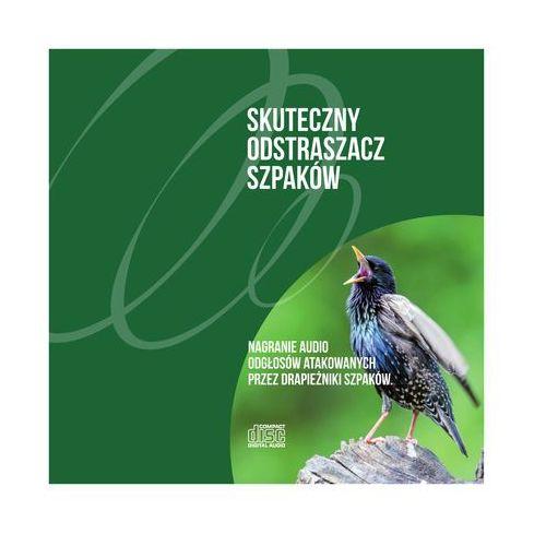 Płyta cd. odstraszacz ptaków. szpaków. marki Odstraszanie