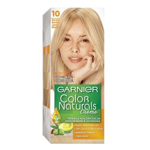 GARNIER Color Naturals Creme 10 Bardzo bardzo jasny blond Farba do włosów, LOreal