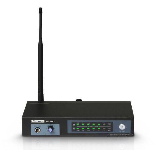 Ld systems mei one 1 t nadajnik do bezprzewodowego, dousznego systemu monitorowania ld mei one1 863,700 mhz