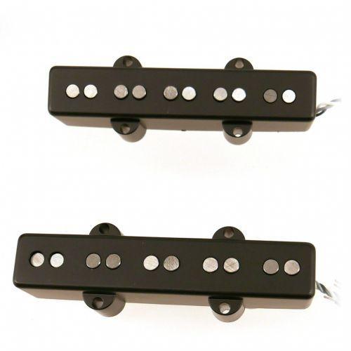 Nordstrand nj5s j style split coil pickup, hum-cancelling - set zestaw przetworników do gitary