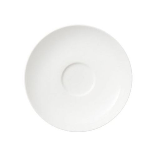 - twist white spodek do filiżanki do kawy/herbaty średnica: 14 cm marki Villeroy & boch