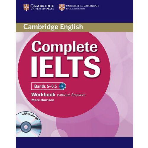 Complete IELTS Bands 5-6.5. Ćwiczenia bez Klucza + CD (2012)