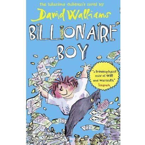 Billionaire Boy (9780007371082)