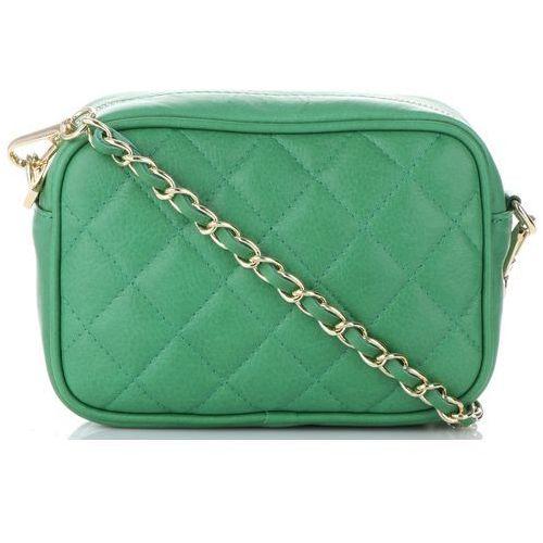 d2eafe156796a Vittoria Gotti Włoskie Pikowane Torebki Skórzane Listonoszki Zielone (kolory)  159,00 zł Szukasz funkcjonalnej i eleganckiej torebki, która sprawdzi się w  ...