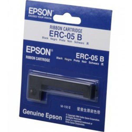 Epson Taśma erc-05 czarna do drukarek igłowych (oryginalna)