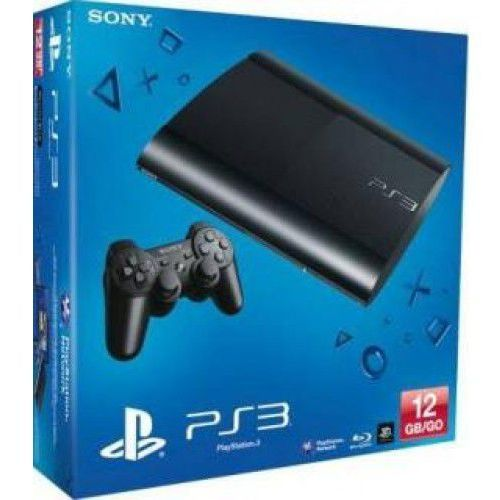 Sony PlayStation 3 Super Slim 12GB z kategorii [konsole]