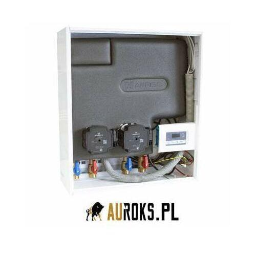 AFRISO ZESTAW SEPARACYJNY PRIMOBOX AHB 620 W SZAFCE, 2 POMPY GRUNDFOS UPM3 AUTO