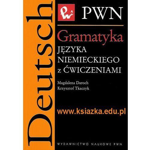 Gramatyka języka niemieckiego z ćwiczeniami, oprawa miękka