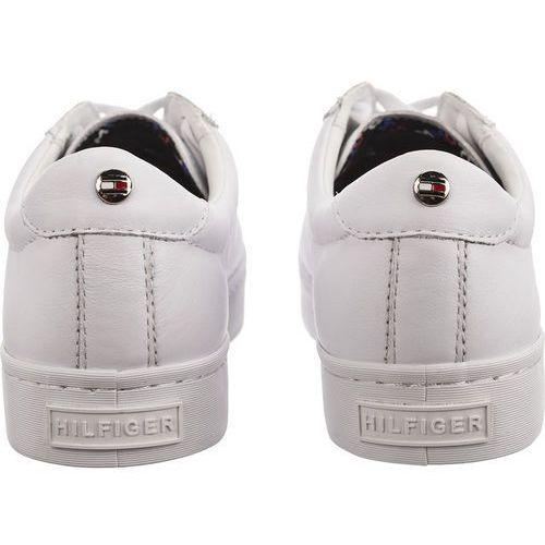Buty Tommy Hilfiger STAR JEWEL DRESS SNE FW0FW03218-100 WHITE