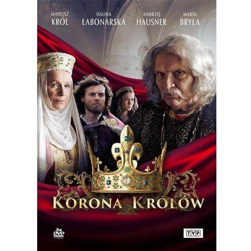 Telewizja polska s.a. Korona królów. sezon 1 (3 dvd) (płyta dvd) (5902739660669)