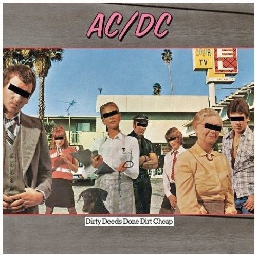 AC/DC - DIRTY DEEDS DONE DIRT CHEEP (CD), 5107602