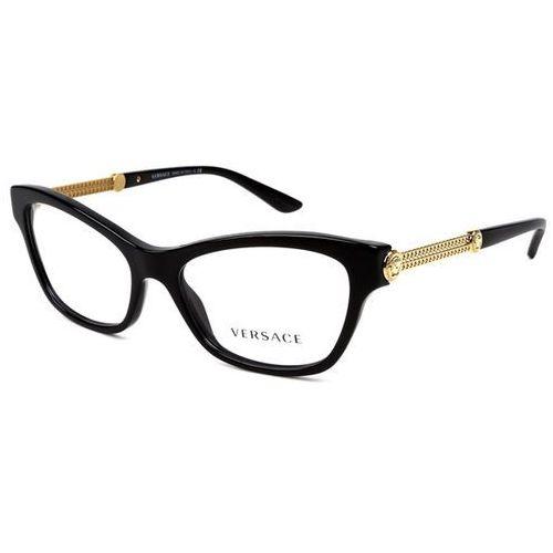 Versace Okulary korekcyjne ve3214 gb1
