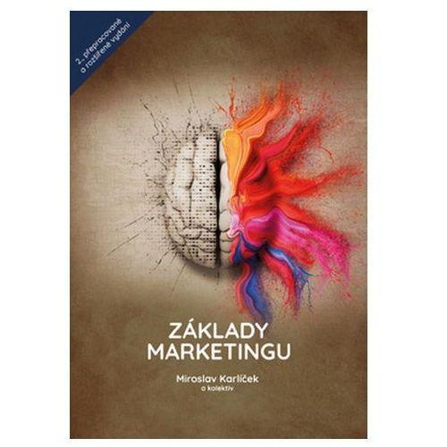 Základy marketingu Miroslav Karlíček