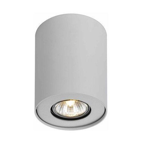 Italux Spot shannon fh31431b-wh oprawa sufitowa 1x50w (4w) gu10 led biały