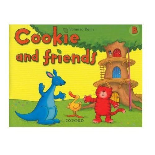 Cookie and friends B: Classbook (39 str.)