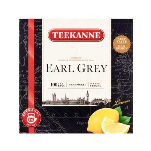 100x1,65g earl grey lemon mieszanka herbat czarnych marki Teekanne