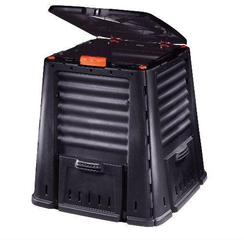 Kompostownik KETER Mega composter 650 l Czarny DARMOWY TRANSPORT, 231598 (11880433)