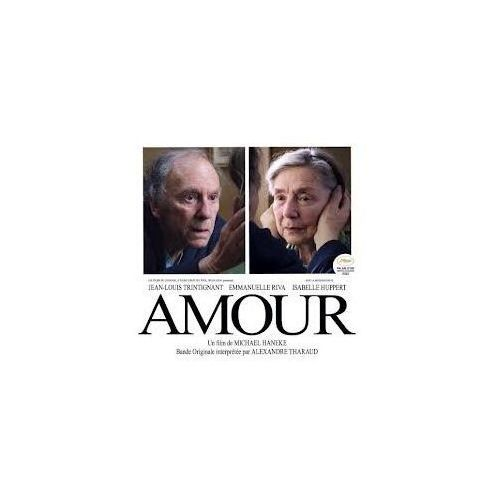 Warner music Amour (soundtrack) - alexandre tharaud (płyta cd)
