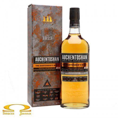 Whisky auchentoshan bartender's malt 0,7l marki Morrison bowmore distillery ltd