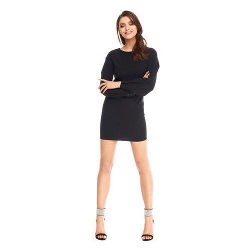 Sukienka Anabela w kolorze czarnym, kolor czarny