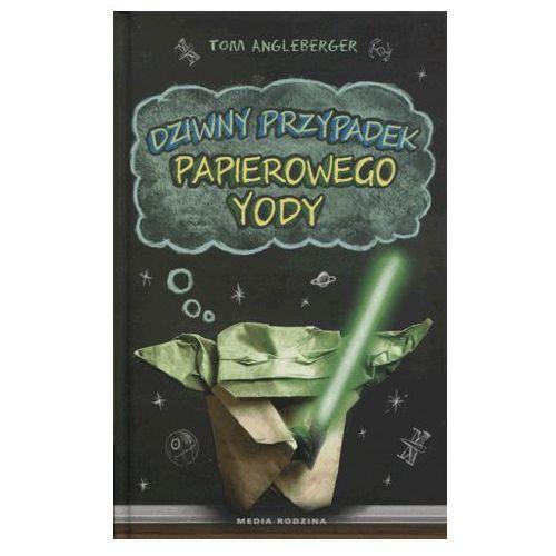 Dziwny przypadek papierowego Yody (160 str.)