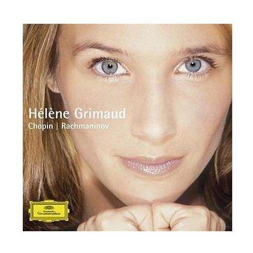 RACHMANINOV:SON.20,CHOPIN:SONATA - Helene Grimaud (Płyta CD)