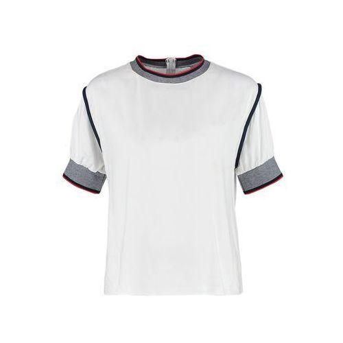 One O Eight Tshirt z nadrukiem white, kolor biały, od rozmiaru 36
