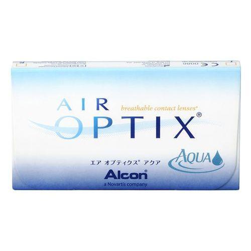 Wyprzedaż - air optix aqua 6 szt. marki Alcon