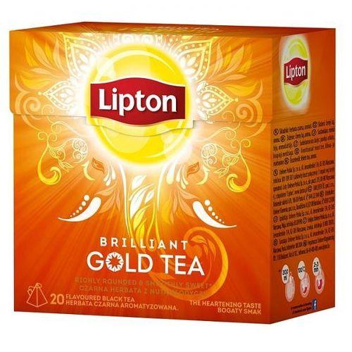 Herbata Lipton Gold Tea piramidki (20 saszetek)
