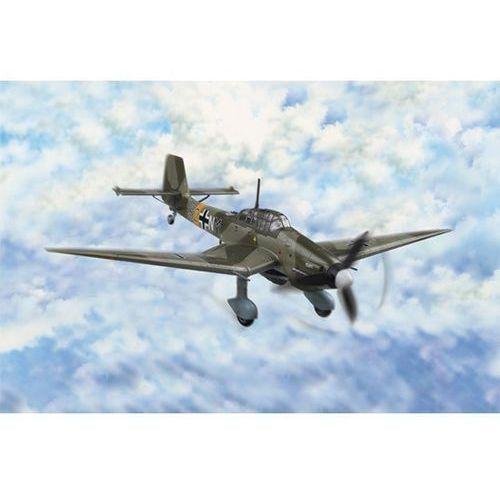 HOBBY BOSS Ju-87D-3 Stuk a - DARMOWA DOSTAWA OD 199 ZŁ!!! (6939319202864)