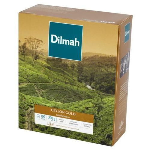 Dilmah Herbata eksp. ceylon gold 100tor.