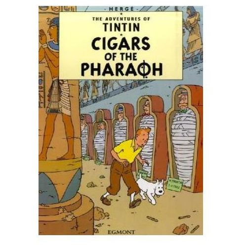 Cigars of the Pharoah, Herge