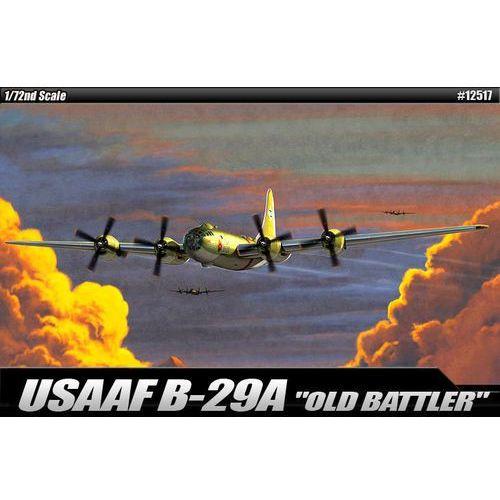 Academy usaaf b-29a 'old battler' - academy