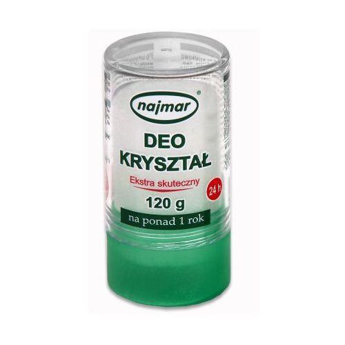 Deo Kryształ 120g - Ekstra skuteczny 24h wystarcza na ponad 1 rok!, NAMI