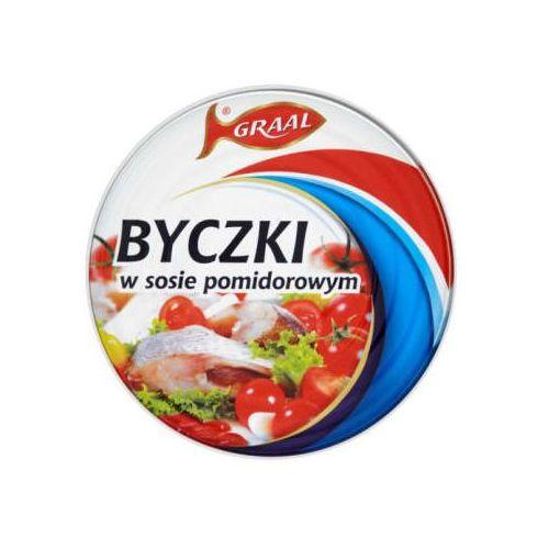 Graal 300g byczki w sosie pomidorowym (5903895010473)