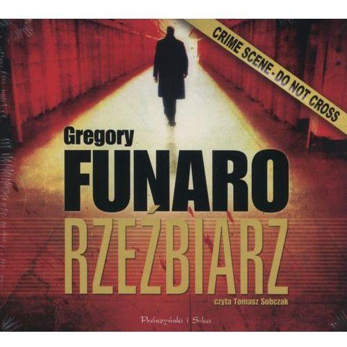 Rzeźbiarz. Książka audio CD MP3 - Wysyłka od 3,99 - porównuj ceny z wysyłką, Funaro Gregory
