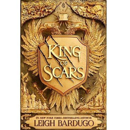 King of Scars, oprawa miękka