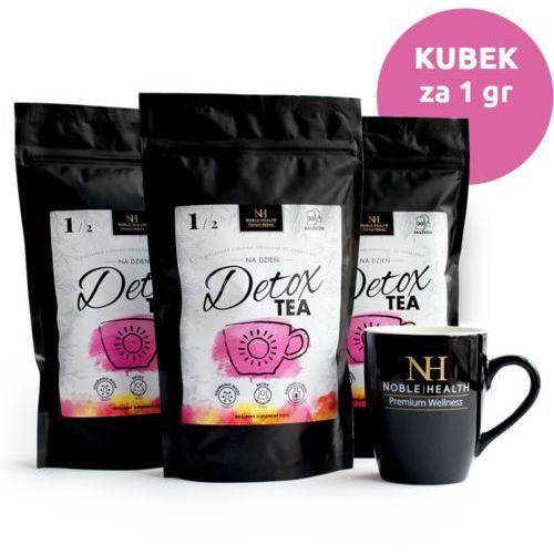 Zestaw 3x Detox Tea na dzień + Kubek (5902596094317)