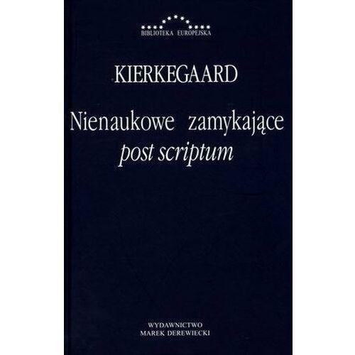 Nienaukowe zamykające post scriptum (2011)