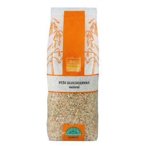 Bioharmonie Ryż naturalny długoziarnisty bezglutenowy 500g bio -