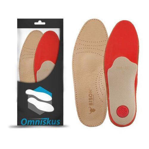 Ortopedyczne wkładki do butów absorbujące wstrząsy