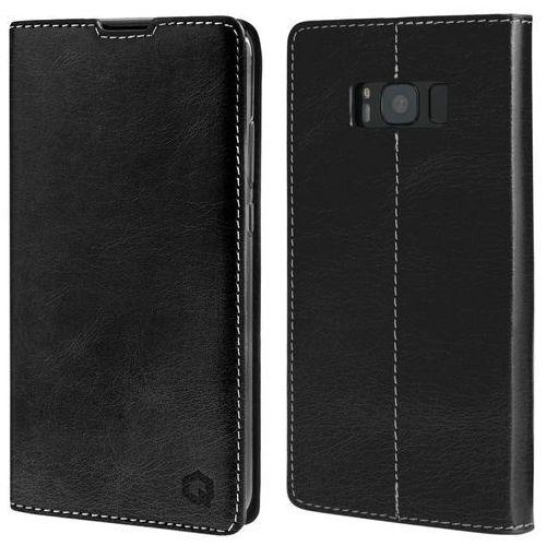 Etui KLTRADE Flip Case Qult do Galaxy S8 Plus Czarny (5901646852419)