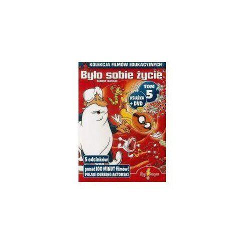 Hippocampus Było sobie życie książka+dvd tom 5 (9788362176977)