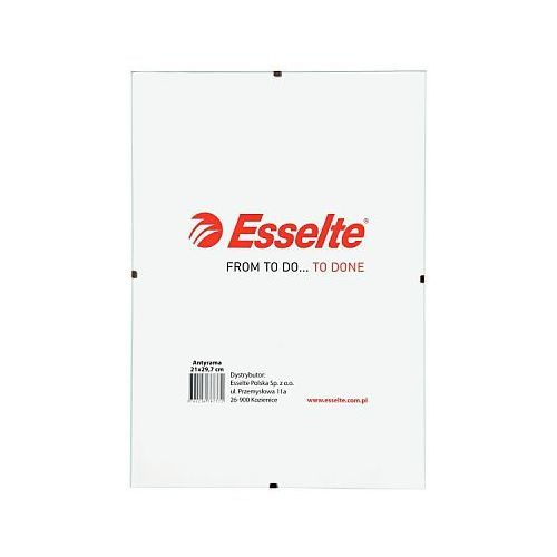 Antyrama szklana 50 x 70cm ESSELTE 78787 - produkt z kategorii- Antyramy