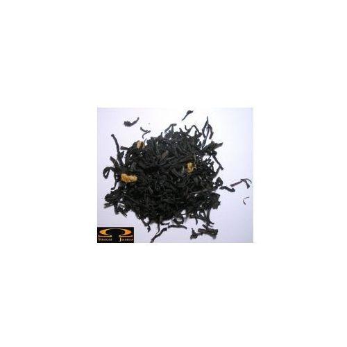Na wagę Herbata czarna śmietankowo-orzechowa 50g