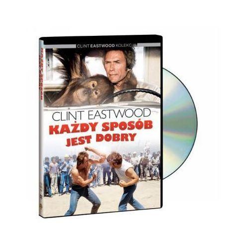 Każdy sposób jest dobry (DVD) - James Fargo DARMOWA DOSTAWA KIOSK RUCHU (7321909185944)